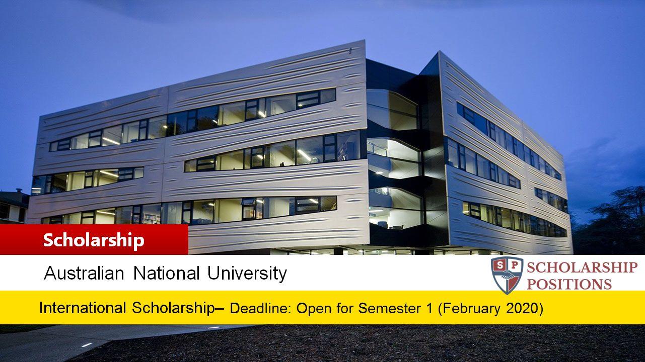 ANU College of Business & Economics South East Asia Merit