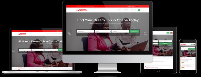 ghana homepage